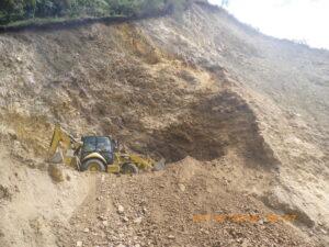 Estudios de estabilidad y estabilización de taludes en Cundinamarca